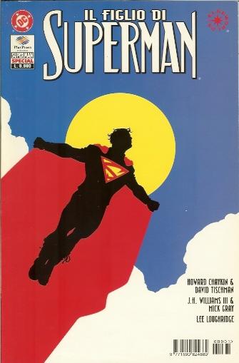 Il figlio di Superma...