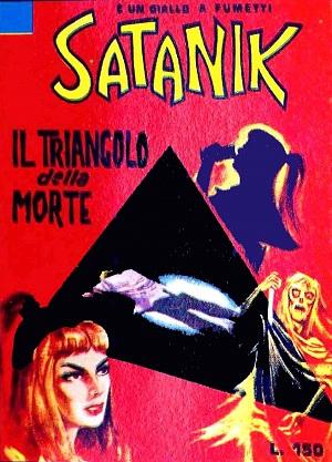 Satanik n. 9