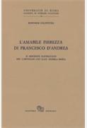 L'amambile fierezza di Francesco D'Andrea