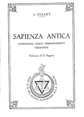 Sapienza antica. Compendio degli insegnamenti teosofici