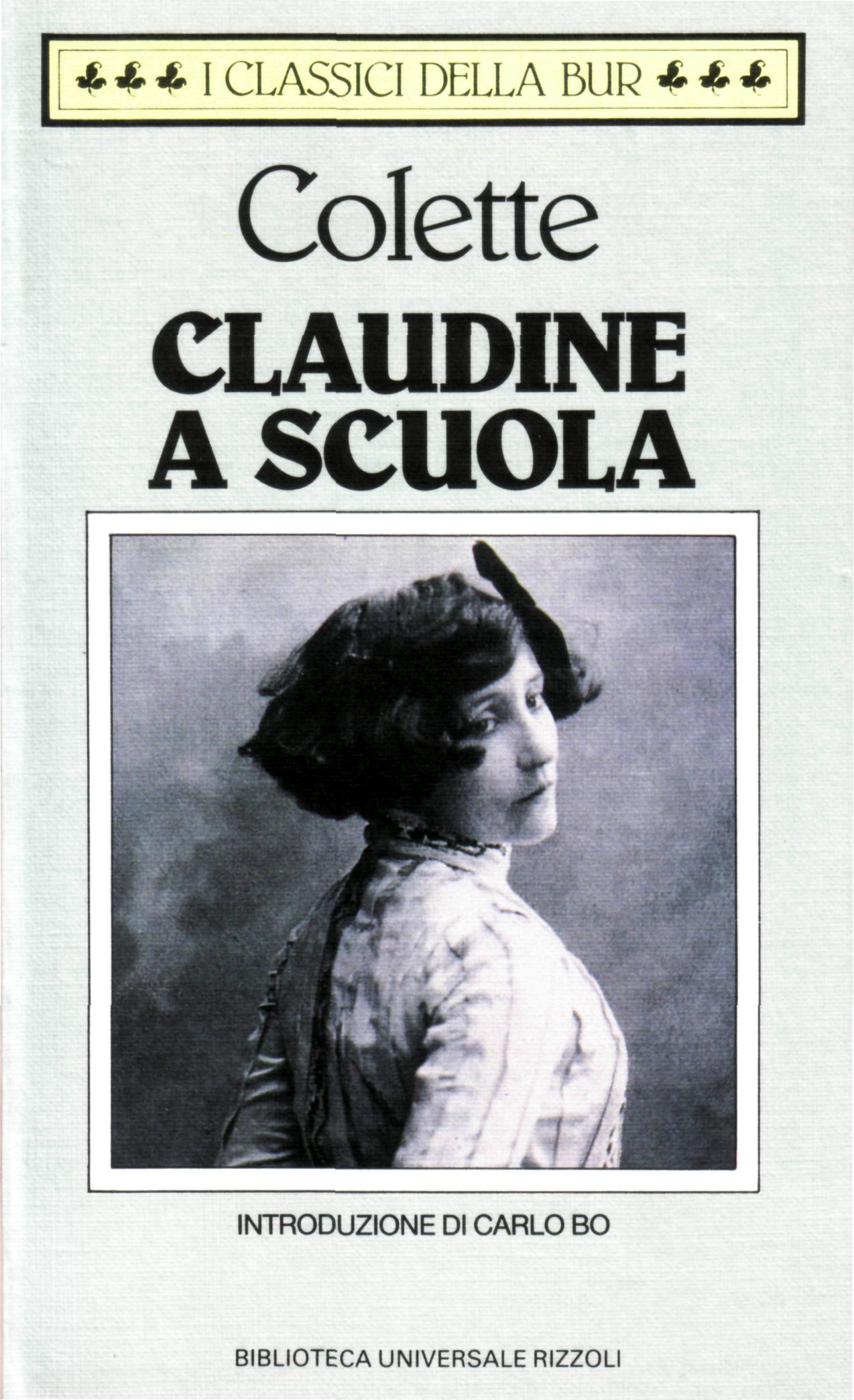 Claudine a scuola