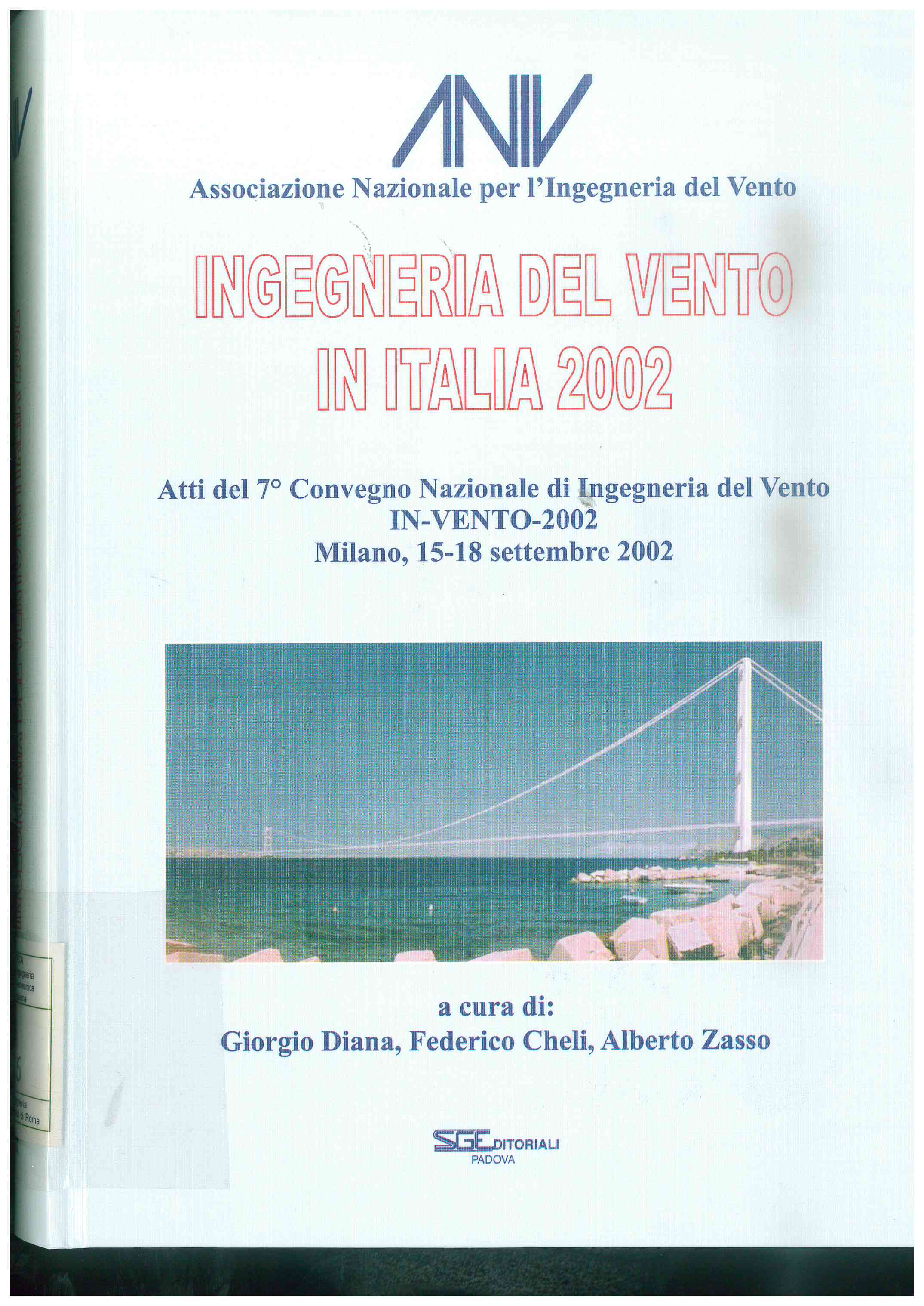 Ingegneria del vento in Italia 2002