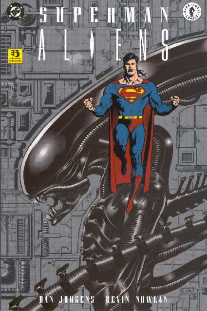 Superman - Aliens (1 de 3)