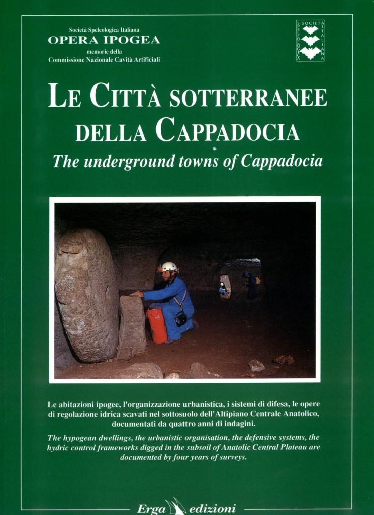Le città sotterranee della Cappadocia