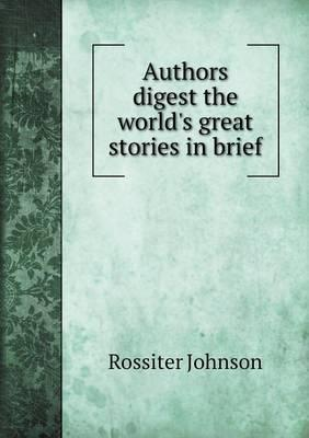 Authors Digest the W...