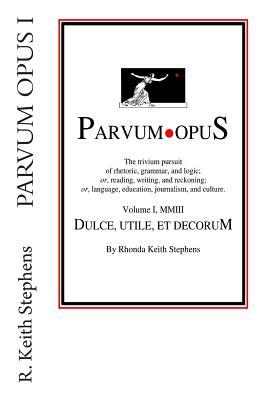 Parvum Opus I