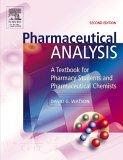 Pharmaceutical Analy...