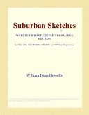 Suburban Sketches (Webster's Portuguese Thesaurus Edition)