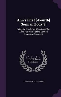 Ahn's First [-Fourth...