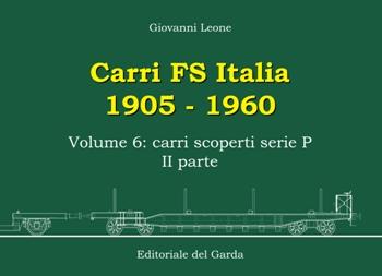 Carri FS Italia 1905 - 1960 - Vol. 6