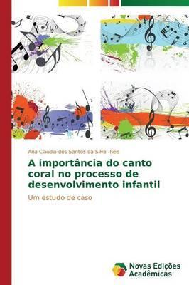A importância do canto coral no processo de desenvolvimento infantil