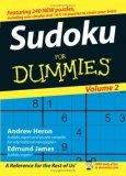 Sudoku For Dummies, vol. 2