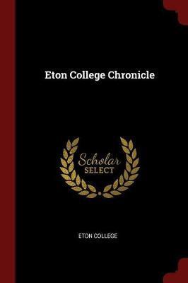 Eton College Chronicle