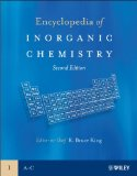 Encyclopedia of Inorganic Chemistry, Second Edition