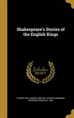 SHAKESPEARES STORIES OF THE EN