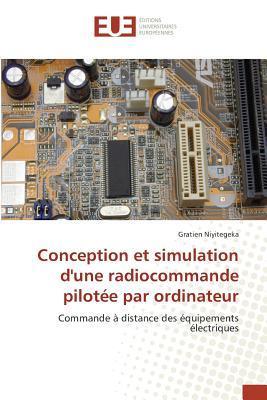 Conception et Simulation d'une Radiocommande Pilotee par Ordinateur