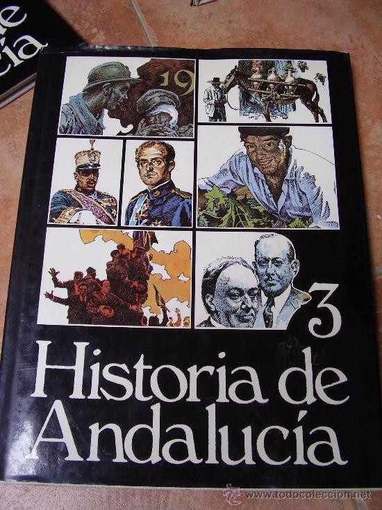 Historia de Andalucía, Vol. 3
