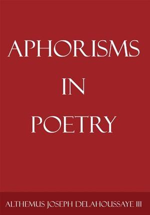 Aphorisms in Poetry
