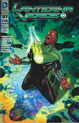 Lanterna Verde #37 -...