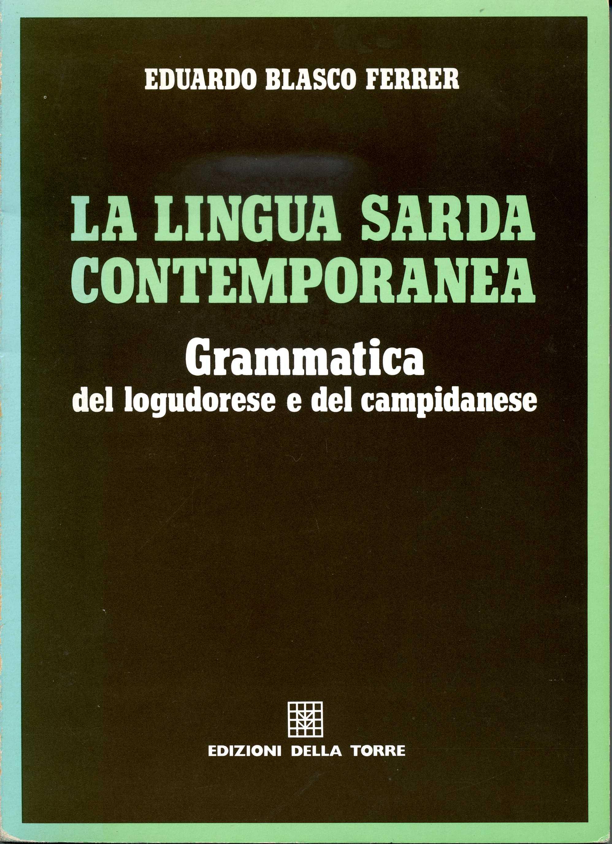 La lingua sarda contemporanea