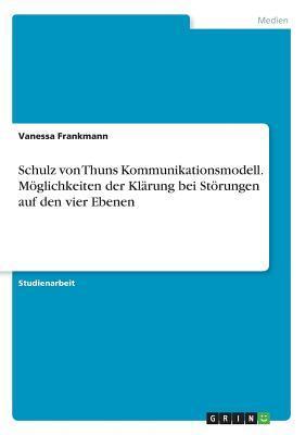 Schulz von Thuns Kommunikationsmodell. Möglichkeiten der Klärung bei Störungen auf den vier Ebenen