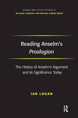 Reading Anselm's Proslogion