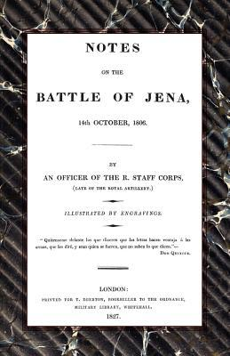 Notes on the Battle of Jena 14th October 1806
