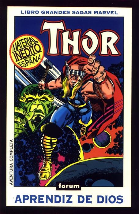 Thor: Aprendiz de di...