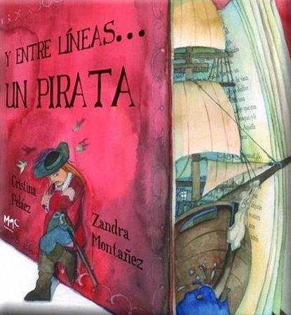 Y entre lineas...un pirata