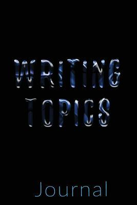 Writing Topics Journal