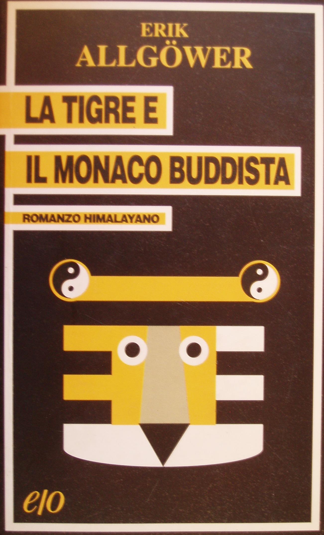 La tigre e il monaco buddista