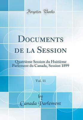 Documents de la Session, Vol. 11