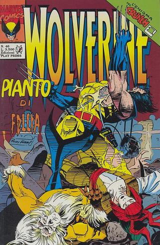 Wolverine n. 46