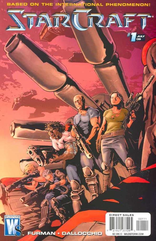 Starcraft n. 01