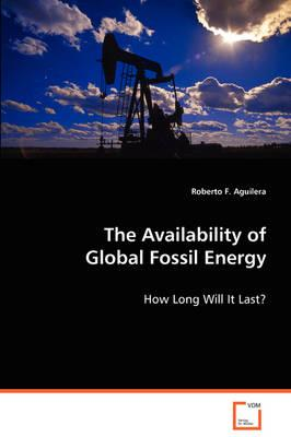 The Availability of Global Fossil Energy