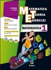Matematica teoria esercizi. Matematica. Con tavole numeriche-Il mio quaderno INVALSI. Per la Scuola media. Con espansione online