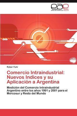 Comercio Intraindustrial