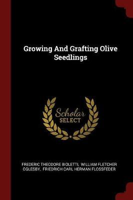 Growing and Grafting...