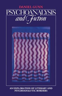Psychoanalysis and Fiction