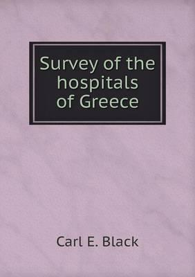 Survey of the Hospitals of Greece