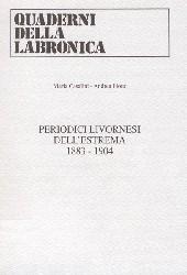 I periodici livornesi dell'estrema 1860-1882