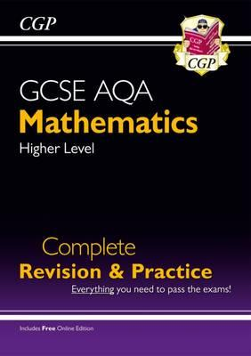 GCSE Maths AQA Complete Revision & Practice