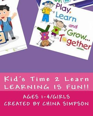 Kids Time 2 Learn