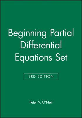 Beginning Partial Differential Equations + Solution Manual