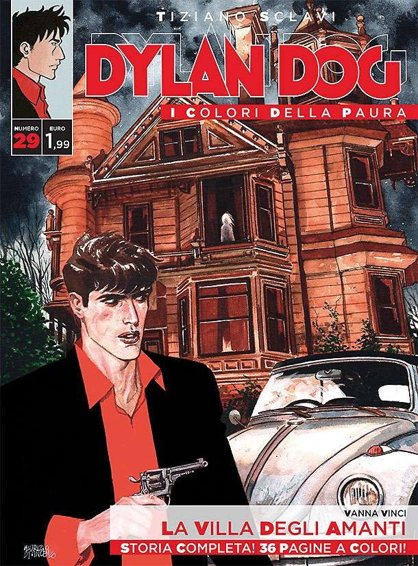 Dylan Dog - I colori della paura n. 29