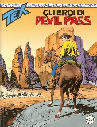 Tex Nuova Ristampa n. 234