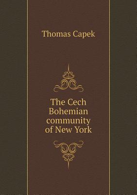 The Cech Bohemian Community of New York
