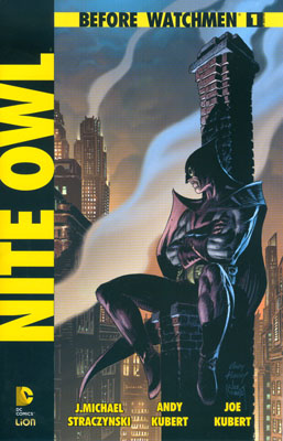 Before Watchmen: Nit...