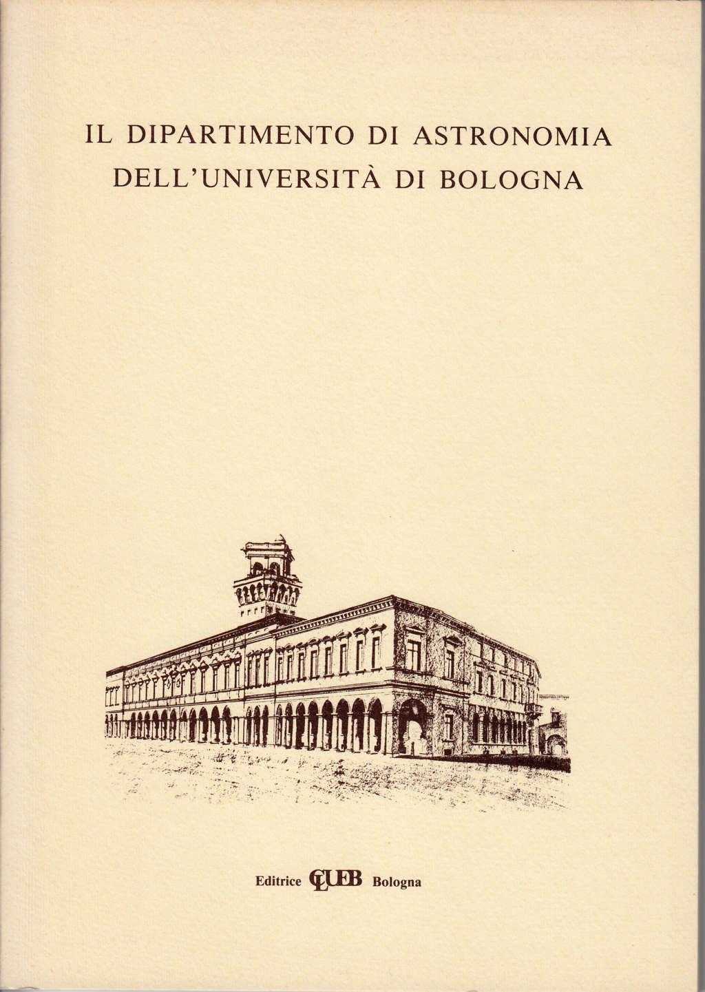 Il Dipartimento di astronomia dell'Università di Bologna