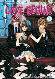Love Begins vol. 7